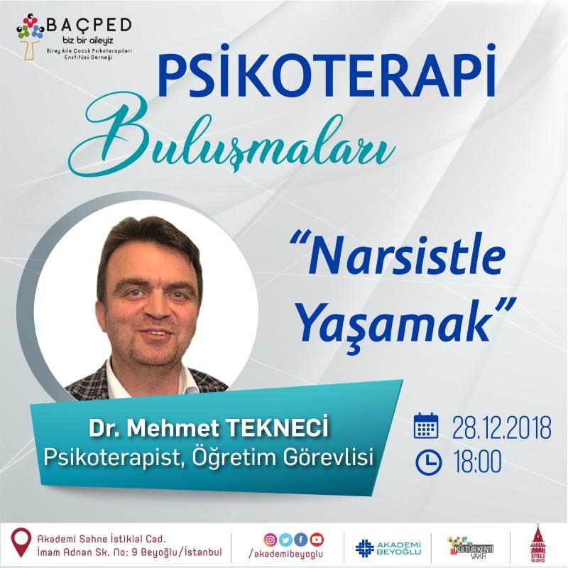 Akademi Beyoğlu'nda Psikoterapi Buluşmaları