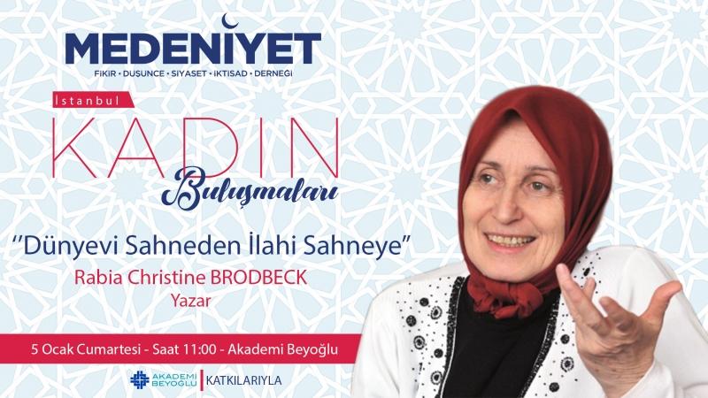 Kadın Buluşmaları Akademi Beyoğlu'nda