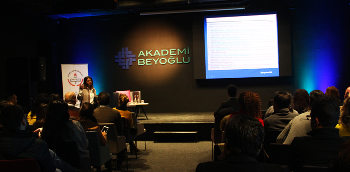 Akademi Beyoğlu'nda 'Disleksi Semineri Düzenlendi
