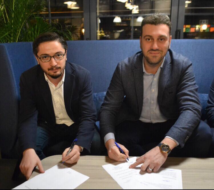 Akademi Beyoğlu,Yeni Ekonomi Derneği (YED) Arasında İşbirliği Protokolü  İmzalandı